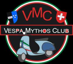 Vespa Mythos Club Logo